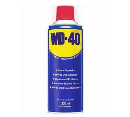 WD40 330ml UK Case of 24 cans
