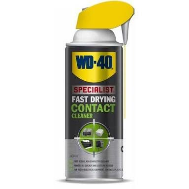 WD40 Specialist Fast Drying Electric Contact Cleaner 400ml