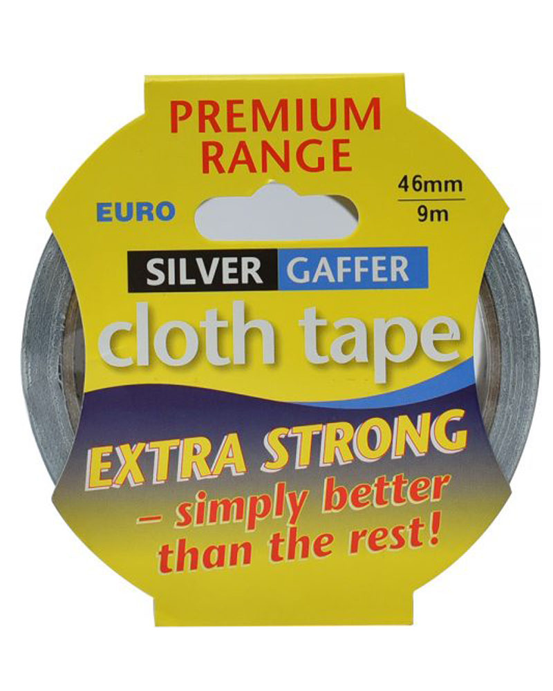 Duct Tape Euro 46mm x 18Mtr