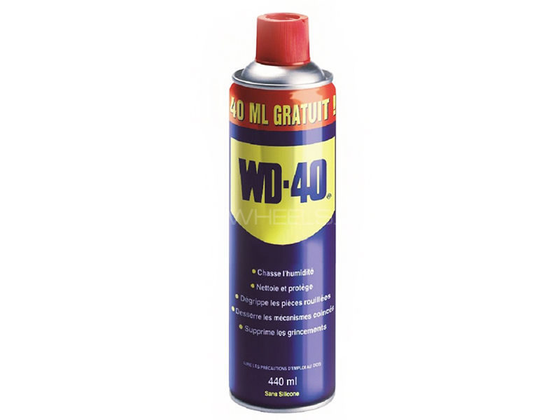 WD40 440ml UK Case of 24 cans