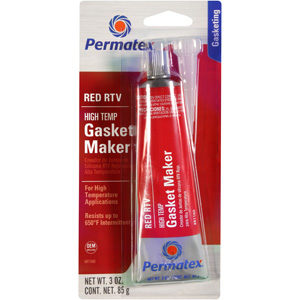Permatex Red Gasket Maker High Temp 85g USA