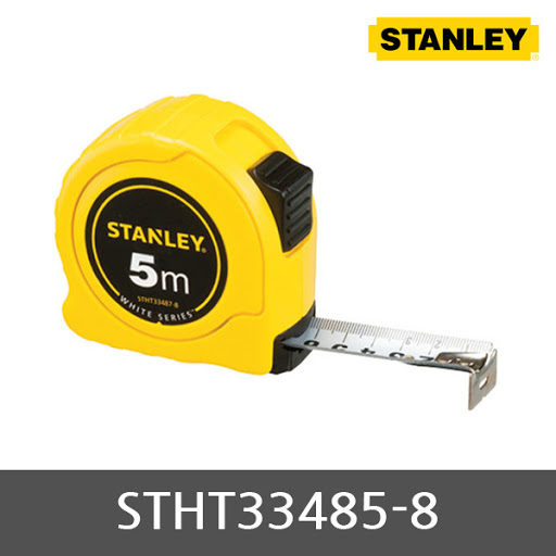Stanley Measuring Tape 5M White Series China STHT33485-8